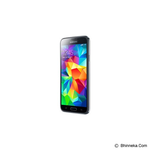 SAMSUNG Galaxy S5 [G900H] - Blue - Smart Phone Android